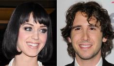 New couple alert: Josh Groban and Katy Perry