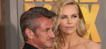 Charlize Theron & the 'Mad Max' premiere ladies: who was the best dressed?