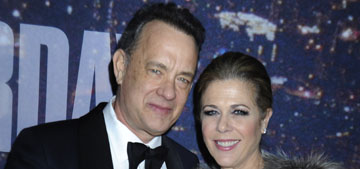 Rita Wilson is still recovering from a double mastectomy: 'it's an amputation'