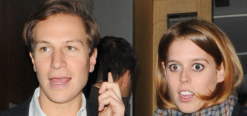 Prince William doesn't like Princess Beatrice's 'indiscreet' boyfriend Dave Clark