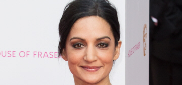 Did Archie Panjabi & Julianna Margulies refuse to film their last scene together?