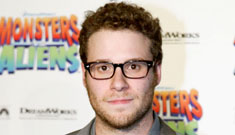 Seth Rogen thinks he sold out his 'chubby' fanbase