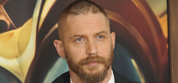 Tom Hardy on his wild days: 'I would have sold my mother for a rock of crack'
