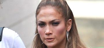 Jennifer Lopez's 'man crush' is her 'handsome bear' Casper Smart: ugh?