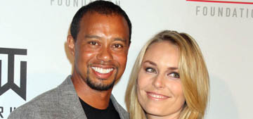 Daily Mail: Tiger Woods cheated on Lindsey Vonn with a random, 'he had a relapse'