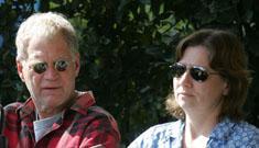 David Letterman marries his long term girlfriend