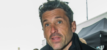Was Patrick Dempsey fired from 'Grey's' because he had an affair with a staffer?
