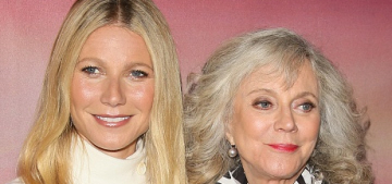 Blythe Danner: Gwyneth 'is so accomplished that people get intimidated by it'