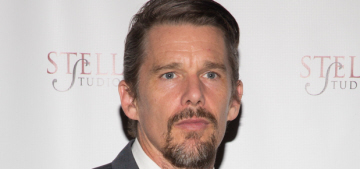 Ethan Hawke: 'Having three daughters… it really does turn you into a feminist'
