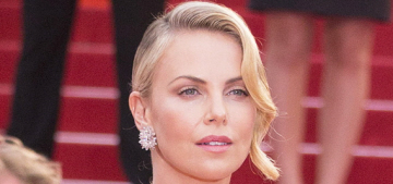 Charlize Theron in yellow Dior at Cannes 'Mad Max' premiere: fab or fug?