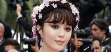 Fan Bingbing in Marchesa at 'Mad Max' premiere: the worst dressed of Cannes?