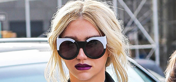Kesha on her 'dark place': now 'I don't pay attention to the Internet or bloggers'