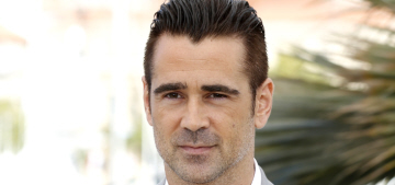 Colin Farrell looked really amazing at a Cannes photocall: would you hit it?