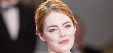 Emma Stone in Dior at Cannes 'Irrational Man' premiere: lovely or boring?