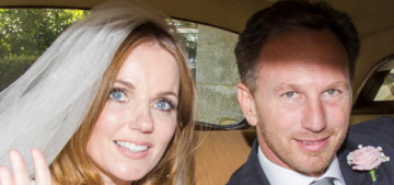 Geri Halliwell's Phillipa Lepley wedding gown: lovely, classic or totally boring?