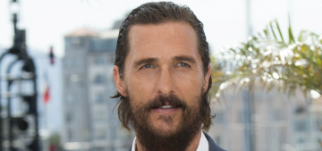 Matthew McConaughey's film 'Sea of Trees' got boos & hisses at Cannes