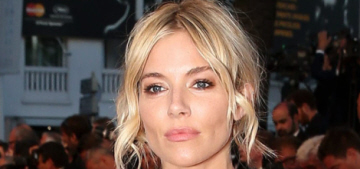 Sienna Miller in Valentino's 'kite dress' at Cannes: budget or beautiful?