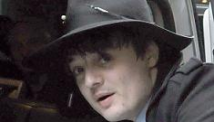 Pete Doherty wants to headbutt Kate Moss' boyfriend & run off with her