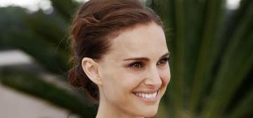 """Natalie Portman's little black Rodarte was actually pretty cute"" links"
