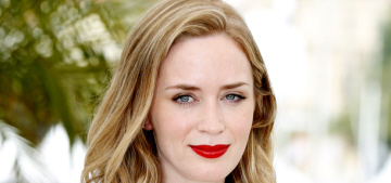 Emily Blunt: Tom Cruise 'is very empowering to females in a huge way'
