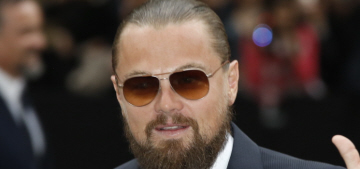Leo DiCaprio outbid Paris Hilton for a Chanel purse at Cannes charity auction