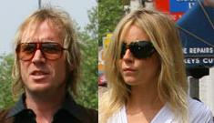 Rhys Ifans says 'I learnt my lesson' from Sienna Miller