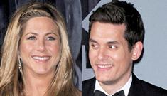 Jennifer Aniston broke up with John Mayer because he Twittered too much