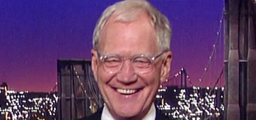 David Letterman's star-studded 'Late Night' finale: fitting end to an era?