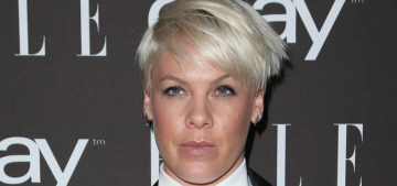Pink: 'I don't take well to bullying… I'm not a person that will be bullied'