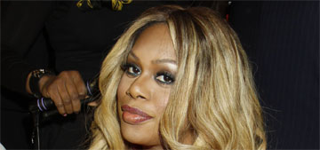 Exclusive: Laverne Cox on Jenner: 'the [media] spectacle of it is really disturbing'