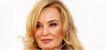 Jessica Lange: 'even if a woman runs a studio, she does it with a male point of view'