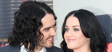 Katy Perry calls out the Telegraph for recycling quotes about Russell Brand
