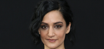 Archie Panjabi basically confirms the rumors about Julianna Margulies