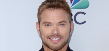 Kellan Lutz is not an 'airheaded beefcake': 'I'm intellectual. I'm intelligent.'