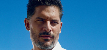 Joe Manganiello covers Details, doesn't mind being objectified: 'Why would I?'
