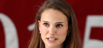 Natalie Portman does Harvard's Class Day commencement: annoying or fine?
