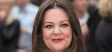 Melissa McCarthy in snakeskin at 'Spy' premiere: amazing or too covered up?