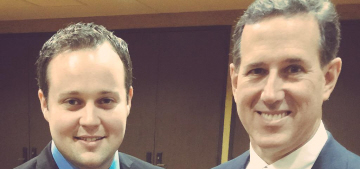 Rick Santorum on the Duggars: 'I'm just sickened by it. I pray for those girls'