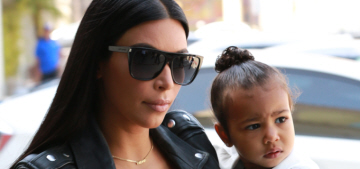 North West's Balmain ballerina style is so much better than her mom's style
