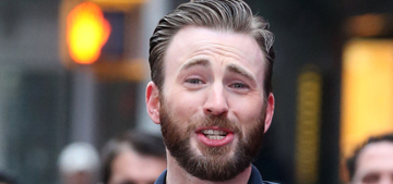 Star: Chris Evans & Lily Collins broke up because she's such a partier