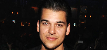 Rob Kardashian reportedly enters South Florida rehab, will focus on weight loss