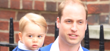 Is it sexist for Prince William to refer to Duchess Kate as 'the missus'?
