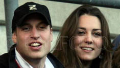 Prince William and Kate Middleton reconciled