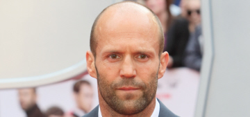 Jason Statham: Young action stars have an 'embarrassing' reliance on stunt doubles