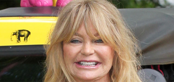 Goldie Hawn: 'A lasting relationship isn't about marriage. Intention is the key'