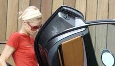 Paris Hilton's 500k car gets repossessed while she's in prison