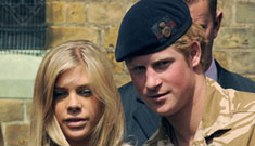 Prince Harry & Chelsy Davy are back together after two-month split