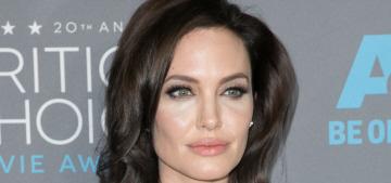Angelina Jolie, Star Wars geek: 'I'm personally a Boba Fett fan'