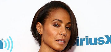 Jada Pinkett Smith on Will: 'He's got all the freedom in the world'