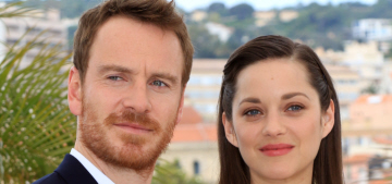 Michael Fassbender & Marion in the first 'Macbeth' trailer: amazing or blah?